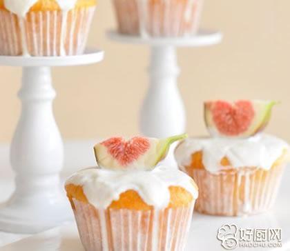 无花果小蛋糕的做法_无花果小蛋糕的家常做法大全怎么做好吃