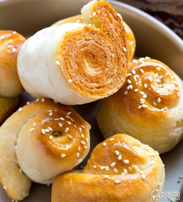 脆底蜂蜜小面包的做法_脆底蜂蜜小面包的家常做法大全怎么做好吃
