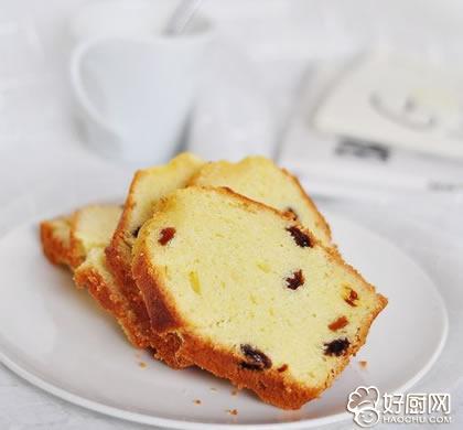 酒香提子磅蛋糕的做法_酒香提子磅蛋糕的家常做法大全怎么做好吃