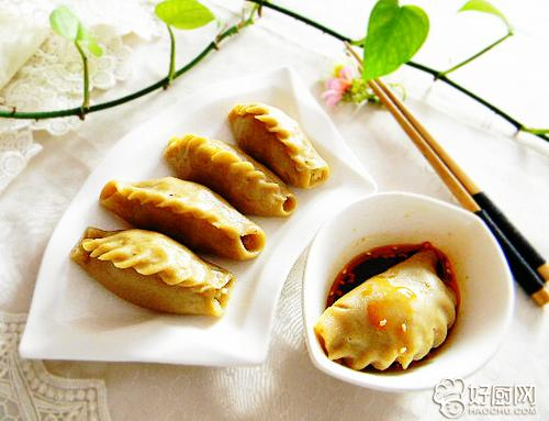 莜面饺子的做法步骤_1