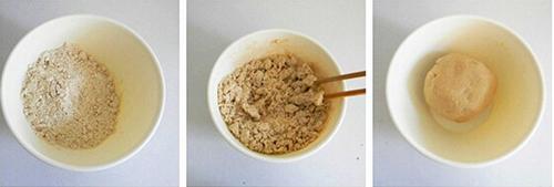 莜面饺子的做法步骤_2
