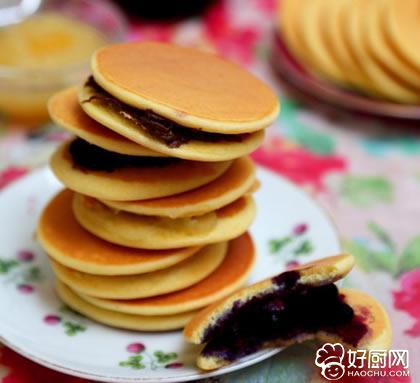 迷你夹心松饼的做法_迷你夹心松饼的家常做法大全怎么做好吃