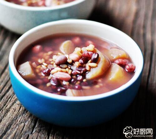 红豆莜麦粒粥的做法_红豆莜麦粒粥的家常做法大全怎么做好吃
