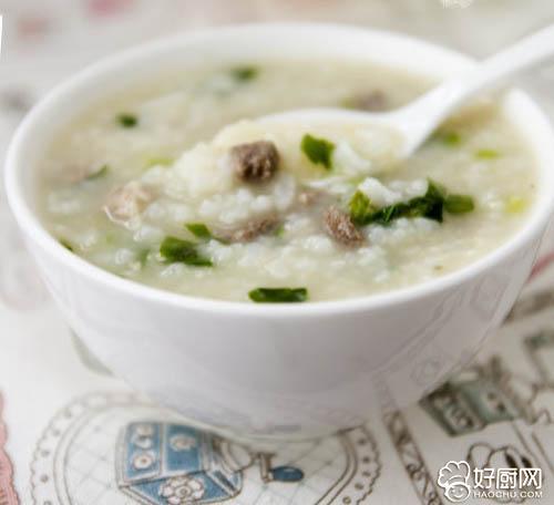 猪肝瘦肉粥的做法_猪肝瘦肉粥的家常做法大全怎么做好吃