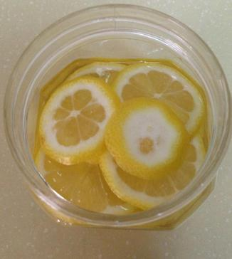 猪肉方法展示的两头祛斑白醋里有生姜尖的虫子图片