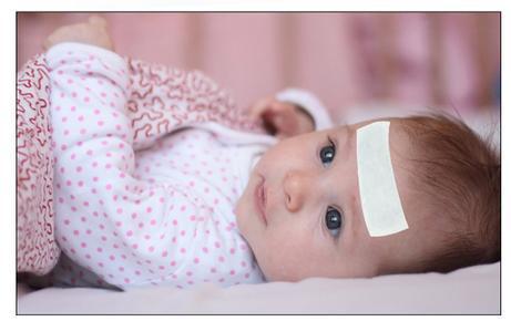 宝宝发烧物理降温的常见方法