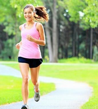 女人跑步的好处