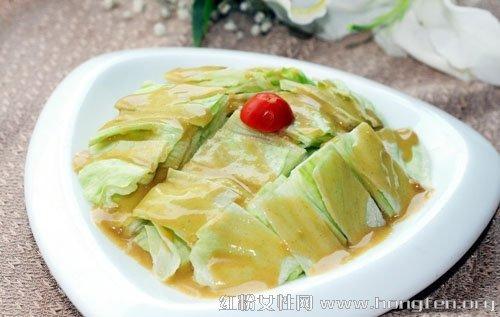 常见的圆白菜竟是清血管的高手_5