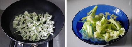 干锅花菜豆腐的做法_5