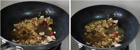 干锅花菜豆腐的做法_7