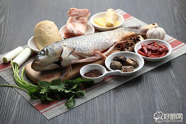 红烧鱼的做法步骤_1
