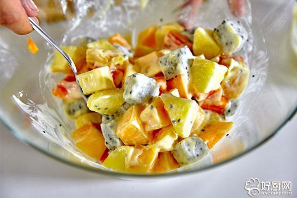 水果沙拉的做法步骤_9