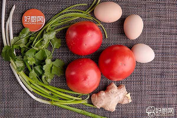 西红柿鸡蛋汤的做法步骤_1