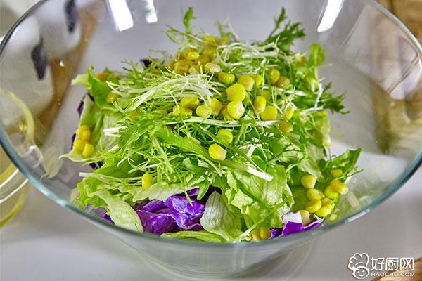 蔬菜沙拉的做法步骤_8
