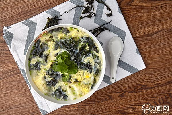 紫菜蛋花汤的做法步骤_8
