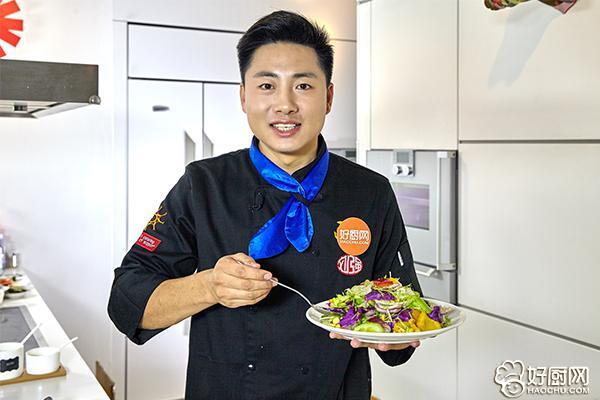 蔬菜沙拉的做法步骤_13