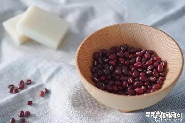 日式年糕红豆汤的做法步骤_1