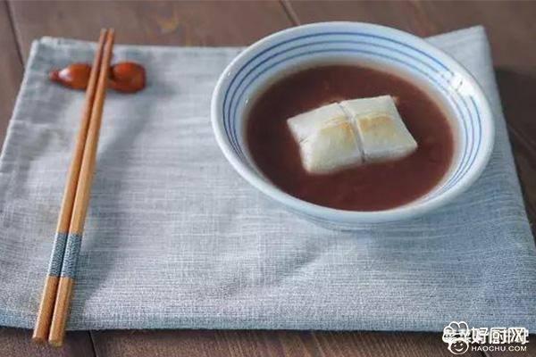 日式年糕红豆汤的做法步骤_6