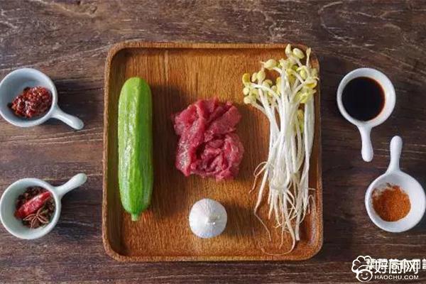 水煮牛肉的做法步骤_1