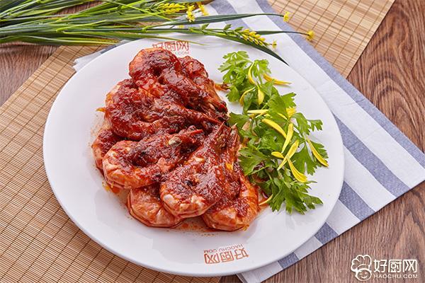 油焖大虾的做法步骤_11