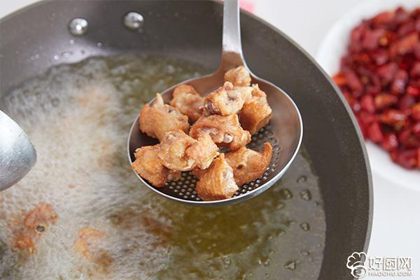 辣子鸡的做法步骤_8