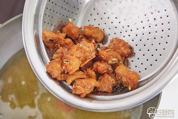 辣子鸡的做法步骤_9