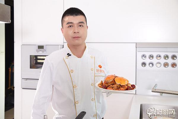 香辣蟹的做法步骤_13