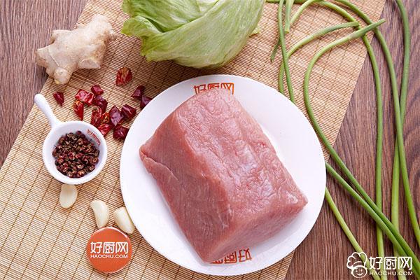 水煮肉片的做法步骤_1