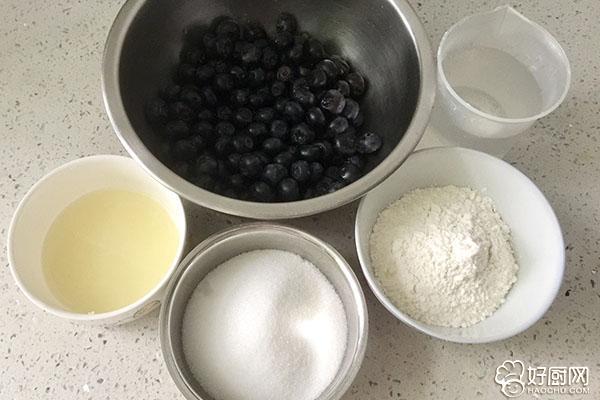 自制蓝莓果酱的做法步骤_1