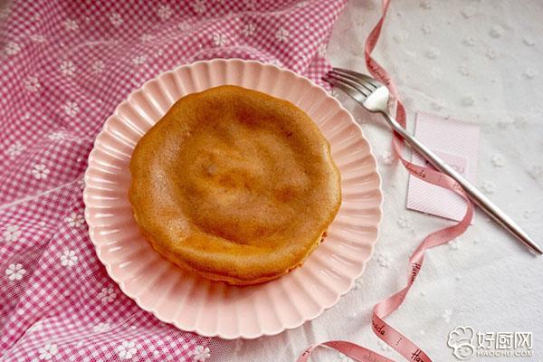 蜂蜜凹蛋糕的做法步骤_11