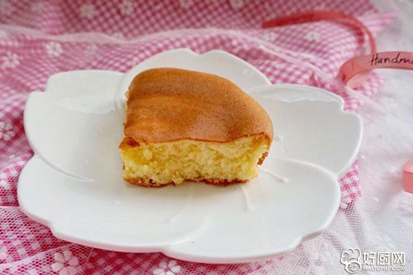 蜂蜜凹蛋糕的做法步骤_13