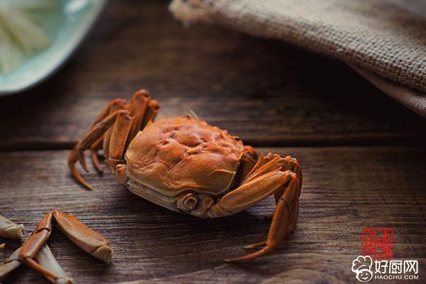 花雕熟醉蟹的做法步骤_1