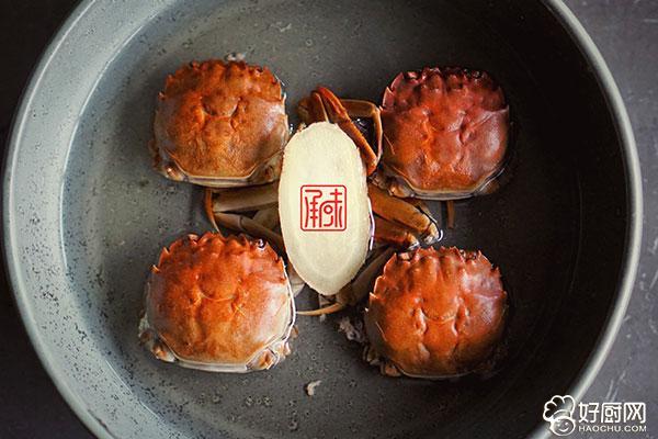 花雕熟醉蟹的做法步骤_7