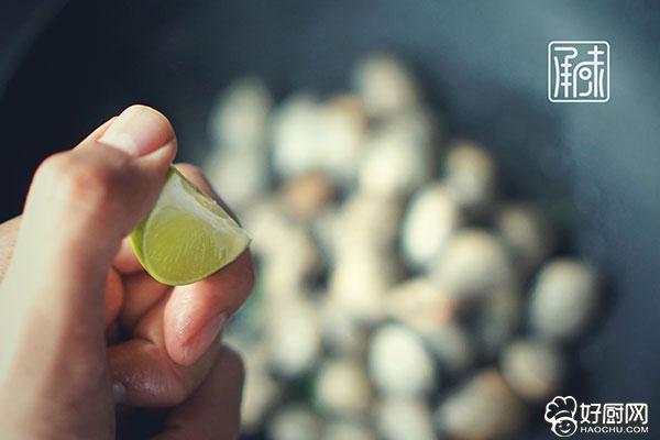 酒蒸蛤蜊的做法步骤_7