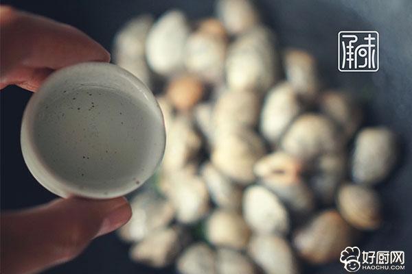 酒蒸蛤蜊的做法步骤_8