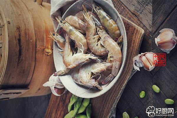 毛豆虾的做法步骤_1