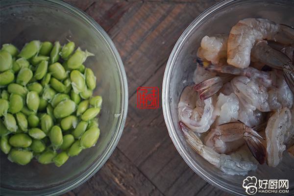 毛豆虾的做法步骤_3