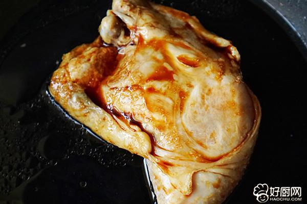 日式照烧鸡的做法步骤_8