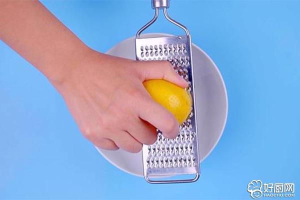柠檬雪葩的做法步骤_2