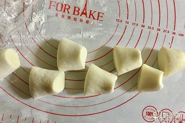 仿真土豆豆沙包的做法步骤_4