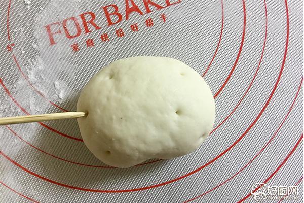 仿真土豆豆沙包的做法步骤_7