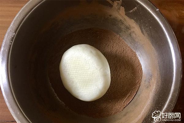 仿真土豆豆沙包的做法步骤_10