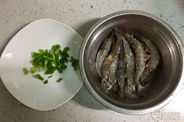 鲜虾馄饨南瓜面的做法步骤_2