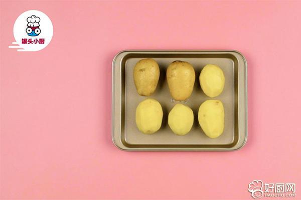 烤土豆的做法步骤_1