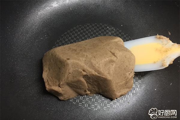 Q萌的栗子南瓜饼的做法步骤_3