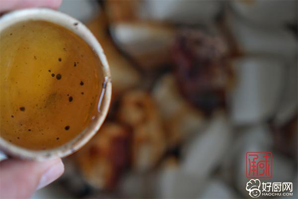 文火萝卜炖牛肉的做法步骤_8