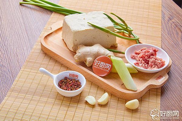 麻婆豆腐的做法步骤_1