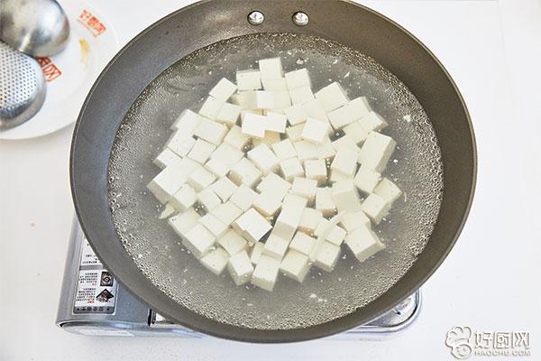 麻婆豆腐的做法步骤_3