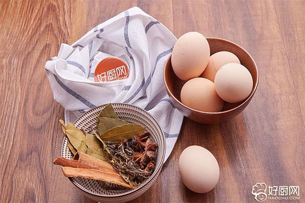 茶叶蛋的做法步骤_1