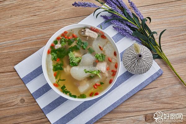 冬瓜排骨汤的做法步骤_7